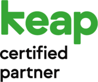 Keap Certified Partner Logo