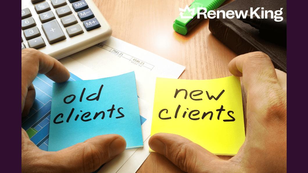 Client retention